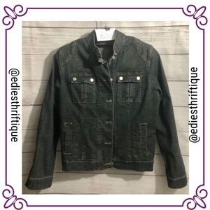 ISDA &CO denim jacket gray #044